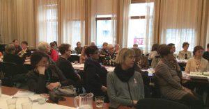Anna Ääni Naiselle – seminaari Tampereella 1.4.2017 klo 14-17