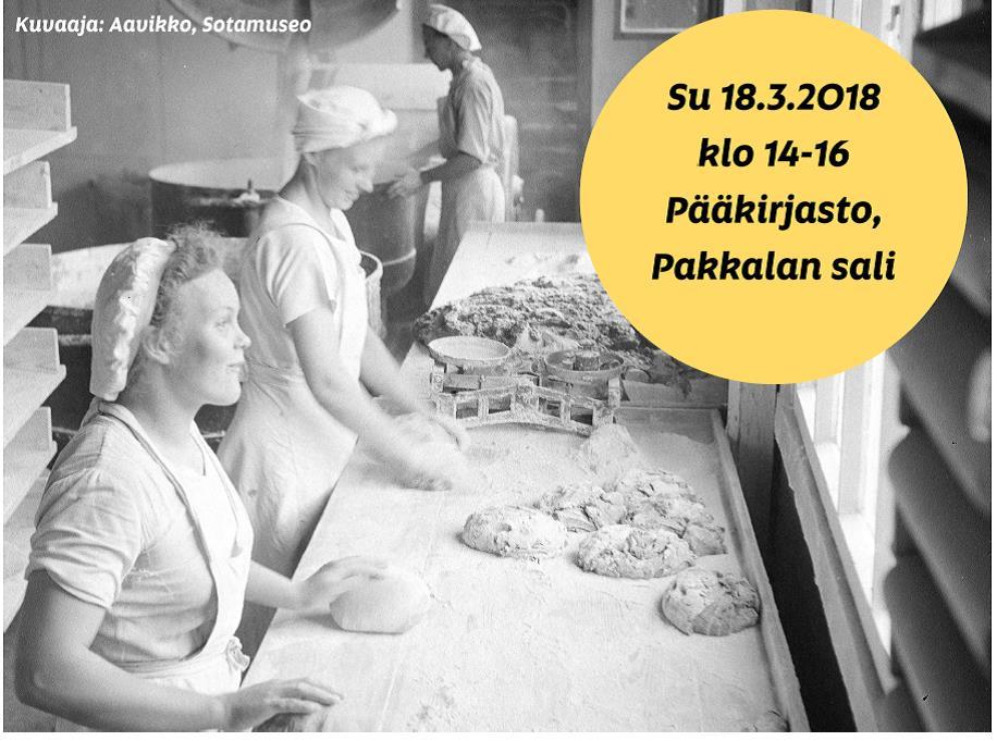Naiset hyvinvointia rakentamassa- naisyrittäjät , naiskirjailijat seminaari 18.3. klo 14 Pakkalan salissa